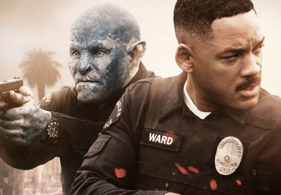 Netflix film, Bright, starring Will Smith