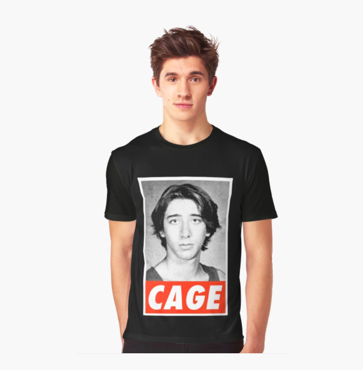 The Killers Reveal We've All Been Singing Mr Brightside Wrong CAGE T Shirt