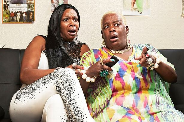 Goggleboxs Sandra Becomes Homeless Days Before Christmas CHANNEL 4 Q