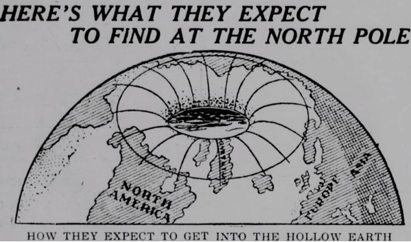 New Hollow Earth Conspiracy Makes Flat Earthers Look Like Einstein Capture h