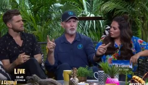 Im A Celebrity Contestants Could Be Evacuated From Camp Capture tehyh