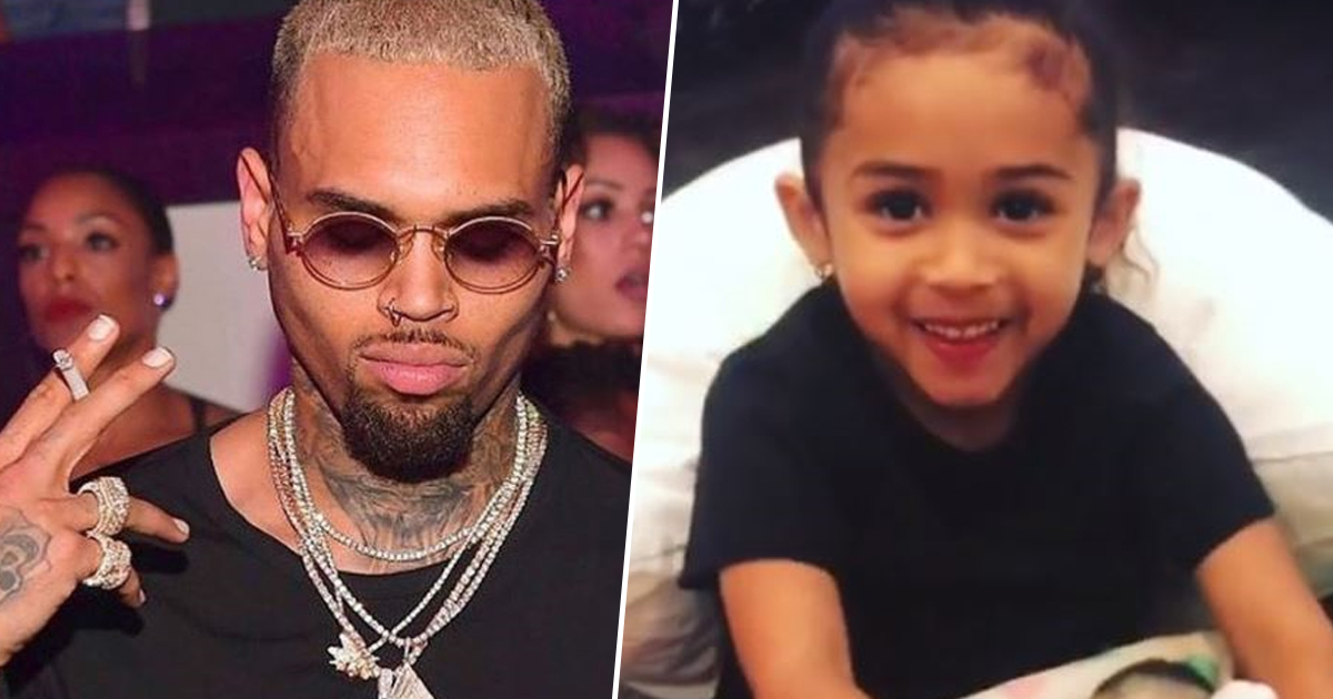 Chris Browns Christmas Present For Daughter Could Kill Her Chris Brown thumbnail