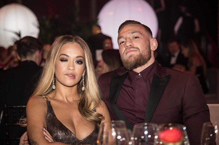 Conor McGregors Teammate Deletes Savage Tweet To Rita Ora About Date Night DQRgKqiU8AUZ3xK