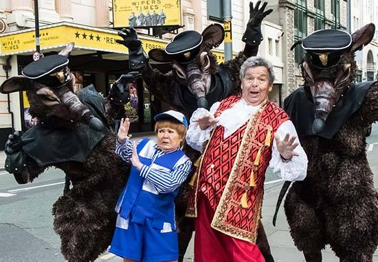 Mum Wants Dick Whittington Panto Stopped For Its Use Of Dick Dick 2