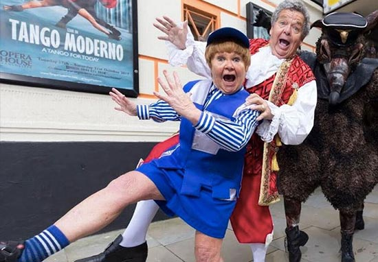 Mum Wants Dick Whittington Panto Stopped For Its Use Of Dick Dick2