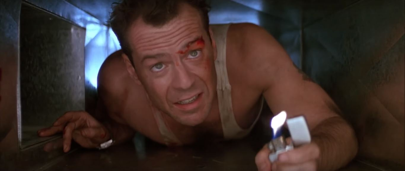 Die Hard Voted Greatest Action Movie Of All Time Die Hard 1 1