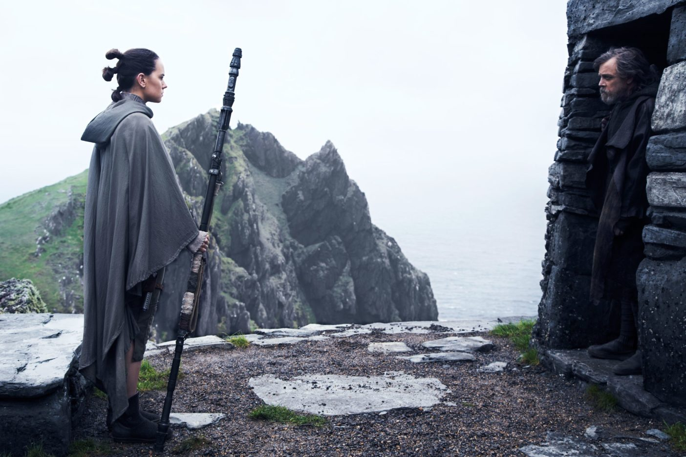 The Last Jedi Could Be The Greatest Star Wars Film Yet EP8 Rey LukeTA 1404x936