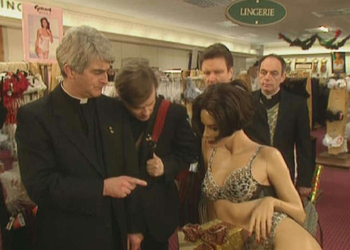 Father Ted Will Always Have The Best Christmas Special FATHER TEDDD