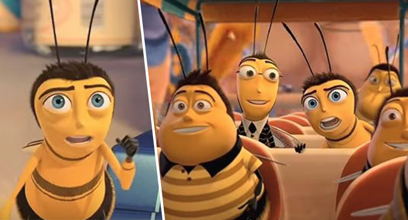 Someone In The UK Watched Bee Movie 357 Times This Year On Netflix