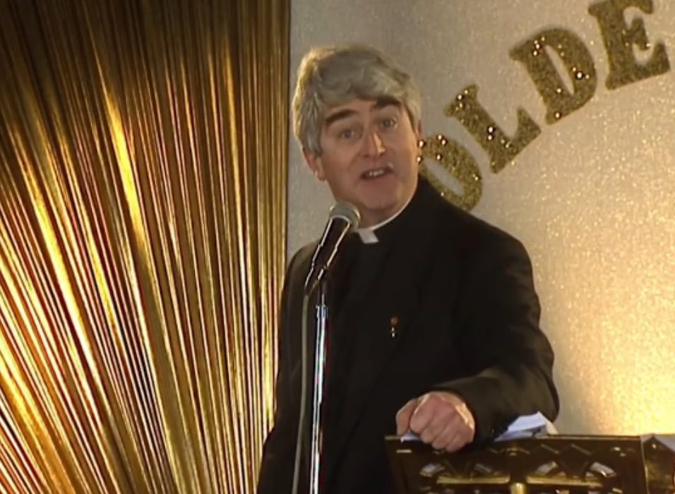 Father Ted Will Always Have The Best Christmas Special GOLDEN CLERIC 956x700