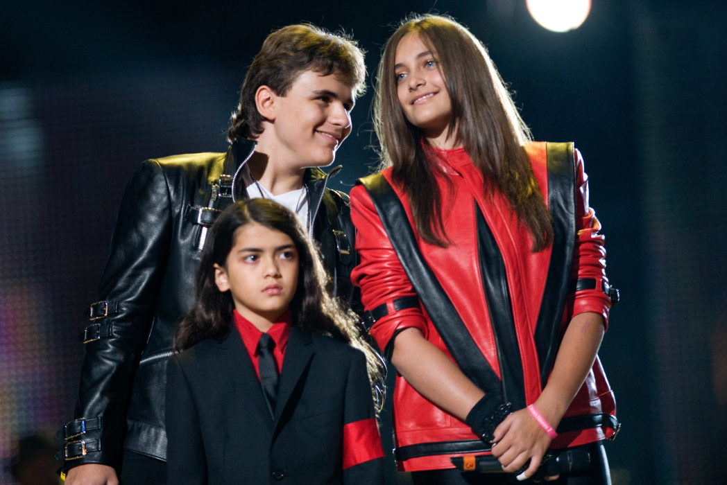 Paris Jackson Shares Rare Photo Of Brother Blanket On Christmas Day GettyImages 128789865 1048x700