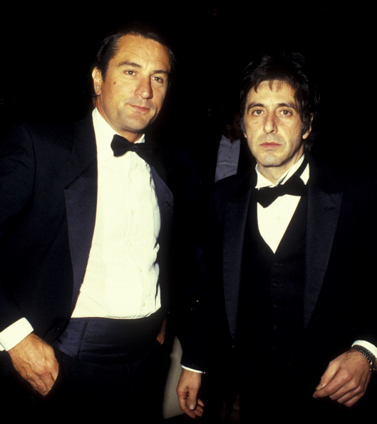 Al Pacino And Robert De Niro Back To Their Best In First Look At The Irishman GettyImages 155191698