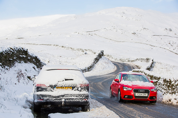 If You Drive With Snow On Your Roof You Could Be Hit With Huge Fine GettyImages 504971180