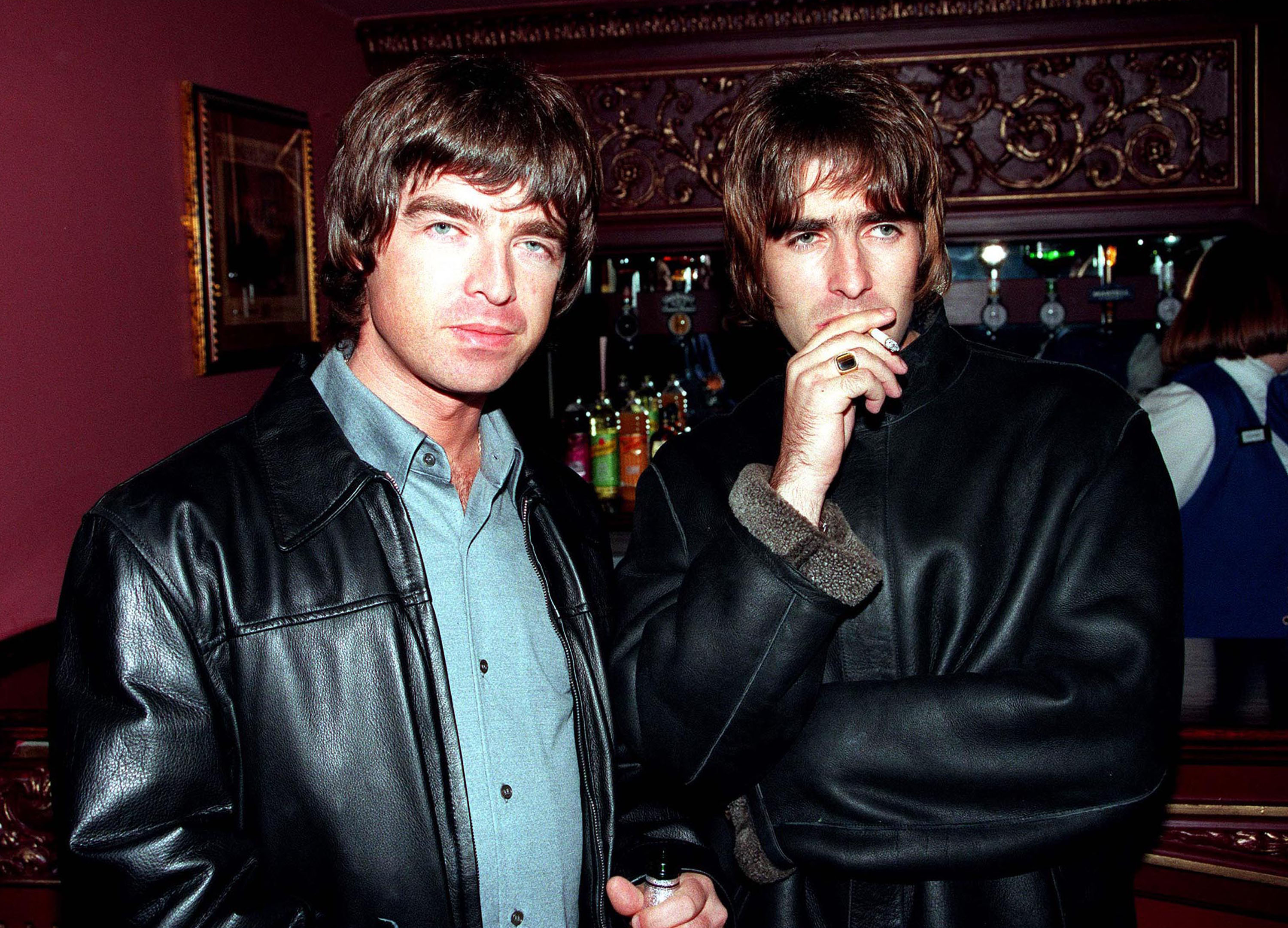 Oasis Reunion Hope As Liam Says Hes Seeing Noel For Christmas GettyImages 51129222