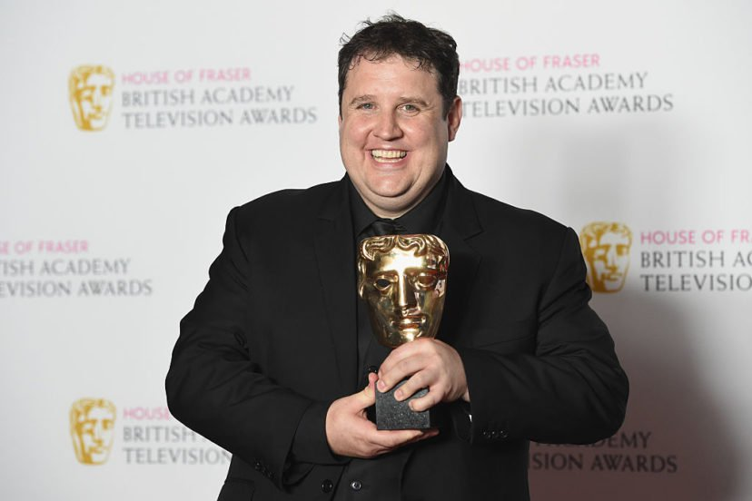 Peter Kay Gives Up Insane Amount Of Money To Look After His Family GettyImages 529433272 828x552 1