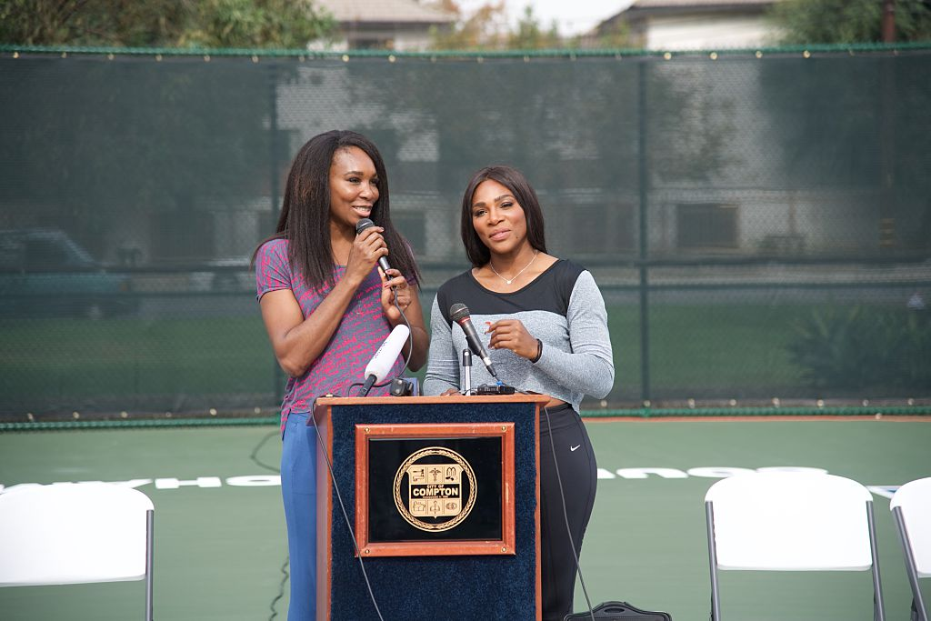 Models Defend Choice To Wear Racist Serena And Venus Williams Costumes GettyImages 622864992