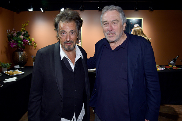 Al Pacino And Robert De Niro Back To Their Best In First Look At The Irishman GettyImages 674968926