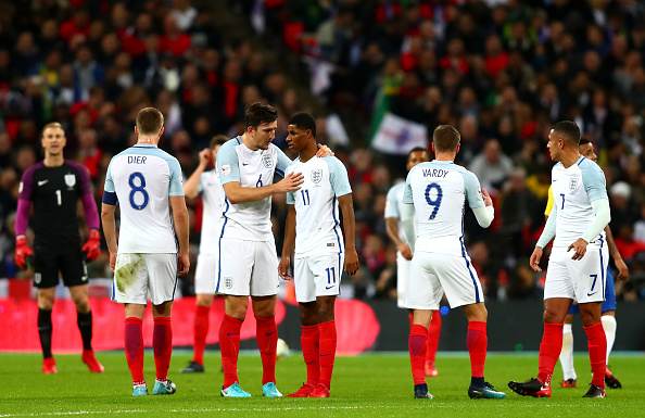Which Teams Are In Englands Group For Russia 2018 World Cup? GettyImages 874193174