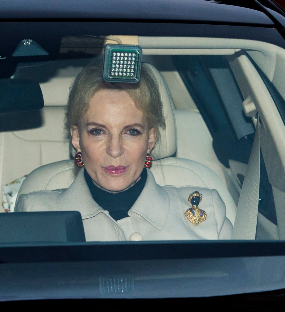 Princess Responds To Criticism Of Racist Brooch Worn In Front Of Meghan Markle GettyImages 896110584 2
