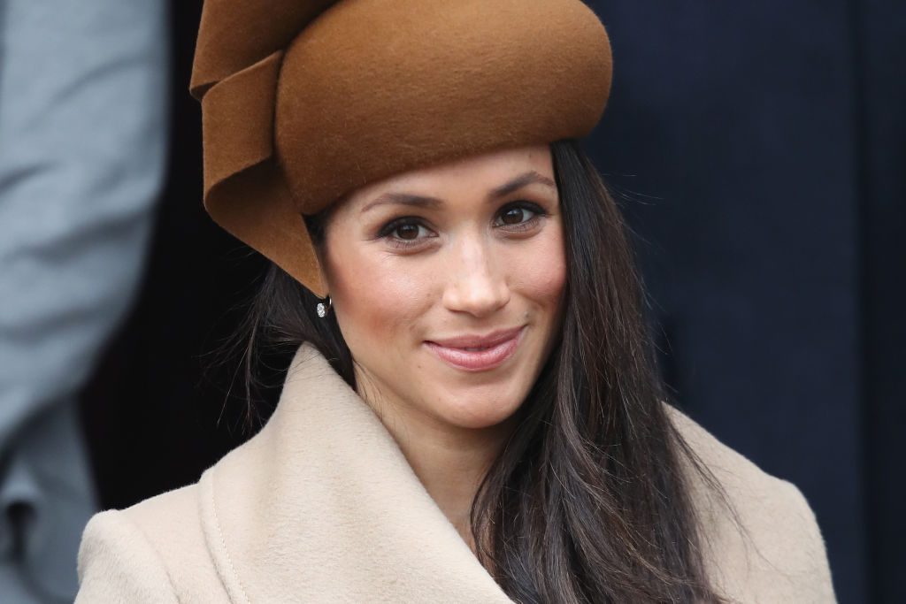 Meghan Markle Giving Up Two Filthy Habits For Wedding GettyImages 898515150
