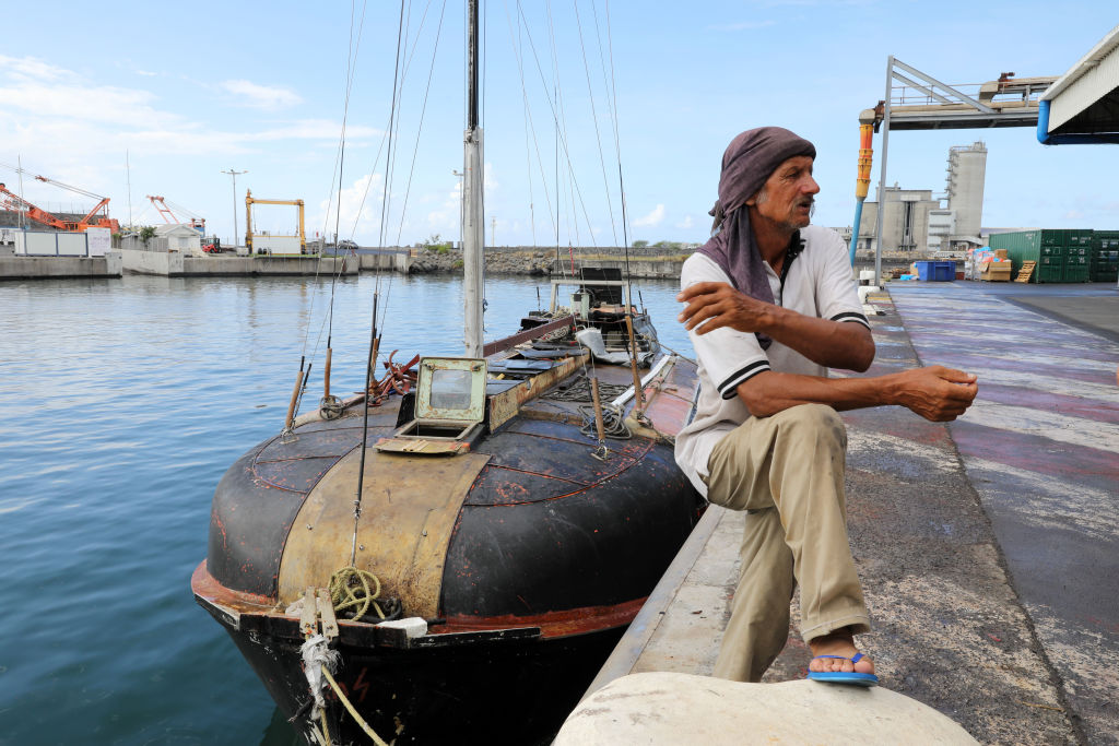 Sailor Rescued On Christmas Day After Being Lost At Sea For Seven Months GettyImages 898961448