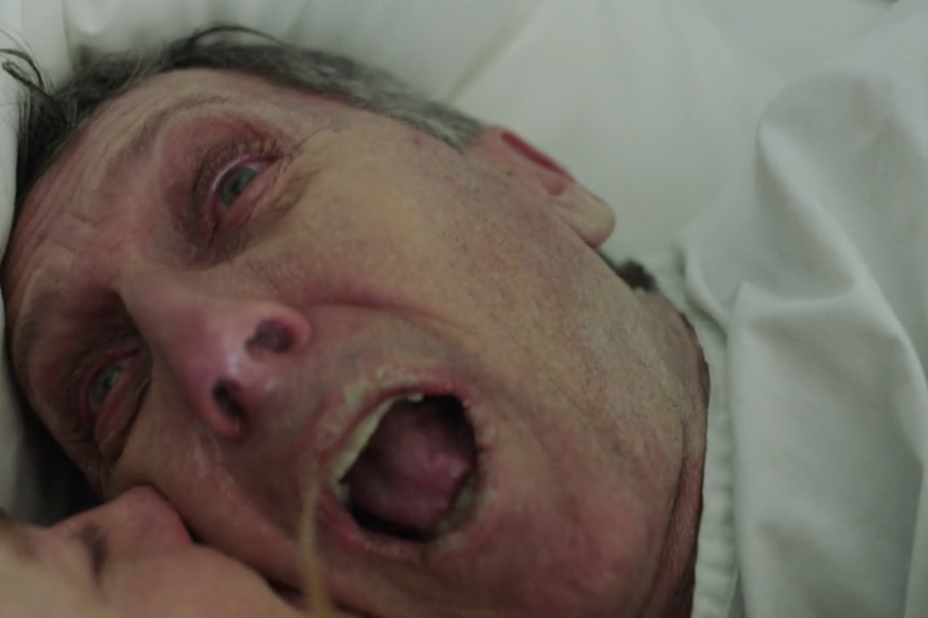 Euthanasia Video Of Dying Man Was Most Horrific Video Of The Year HORROR 1