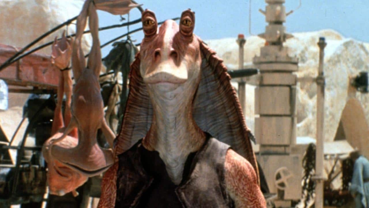 Its Time We All Forgave Jar Jar Binks Jar Jar Binks 2