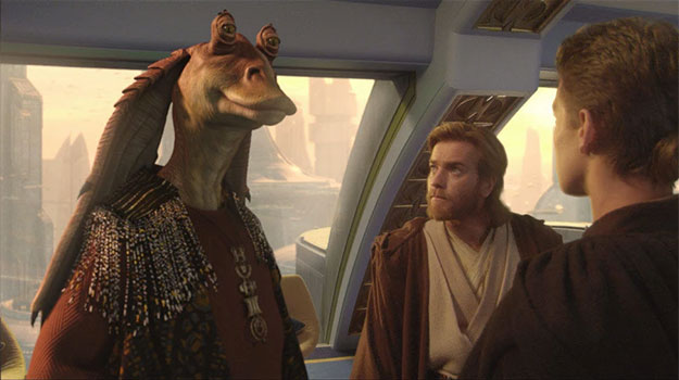 Its Time We All Forgave Jar Jar Binks Jar Jar Binks 3