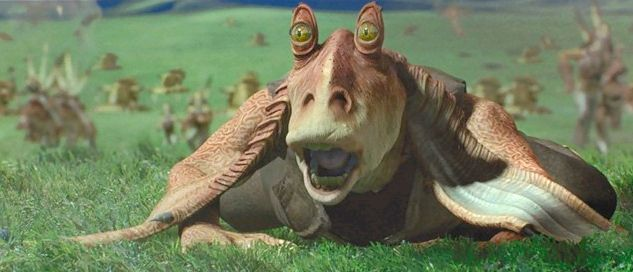 Its Time We All Forgave Jar Jar Binks Jar Jar Binks 4