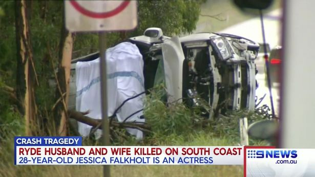 Home And Away Actress And Her Sister Fighting For Lives After Car