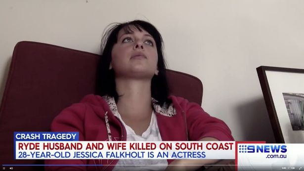 Home And Away Actress And Her Sister Fighting For Lives After Car Crash Kills Both Their Parents Jessica Falkholt