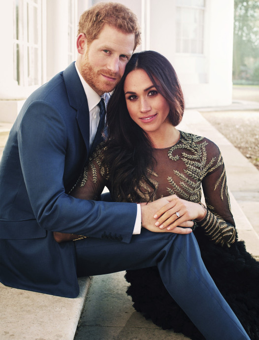 Meghan Markle Giving Up Two Filthy Habits For Wedding MEGHAN 1