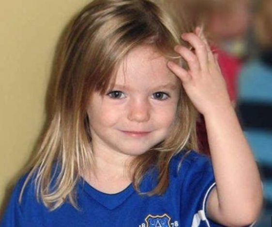 Kate And Gerry McCann Face New Misery In Search For Maddie Maddie Blue Top 562x468
