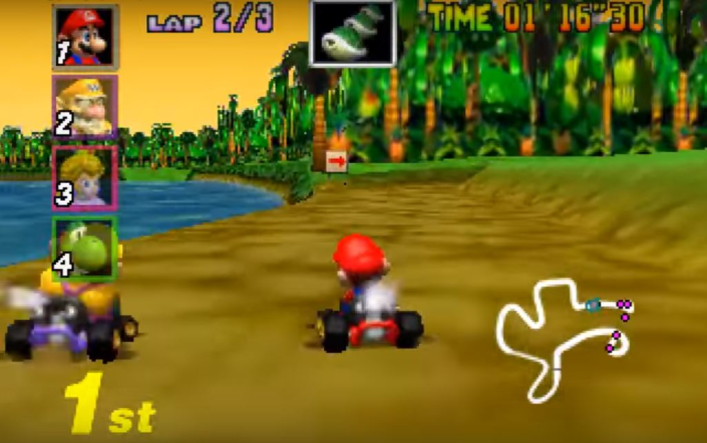 Nintendos Official Website Drops Massive Hint The N64 Could Soon Return Mario Kart 64