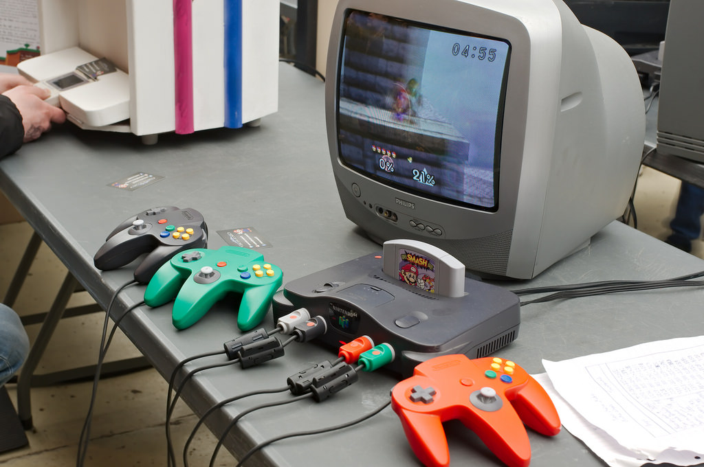 Nintendo's Official Website Drops Massive Hint The N64 Could Soon Return
