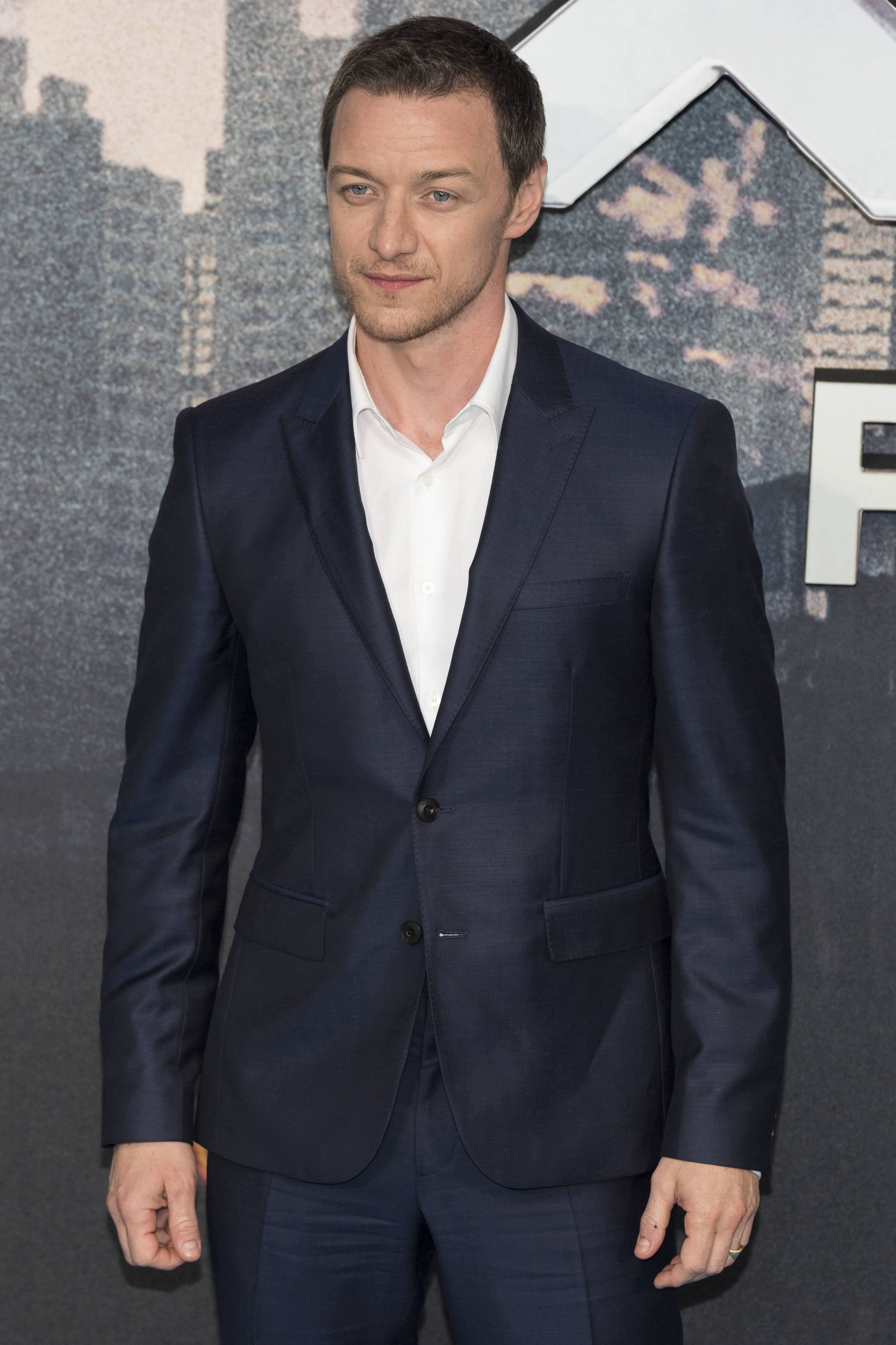 Fans Shocked By James McAvoys Body Transformation For New Role PA 26284921 2