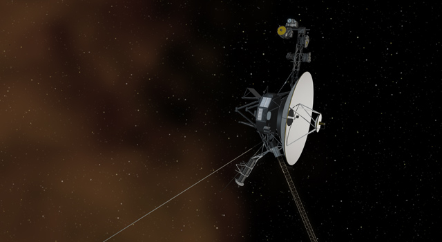 NASA Gets Response From Spacecraft 13 Billion Miles Away PIA17462 top