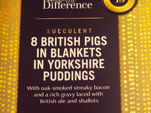 Pigs In Blankets In Yorkshire Puddings Are Now A Thing PigsInBlankets