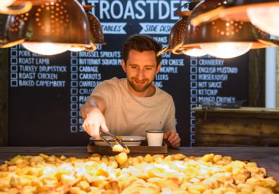 Roast Potato Restaurant Opens In UK With All You Can Eat Roasties For £5 Potatoe A