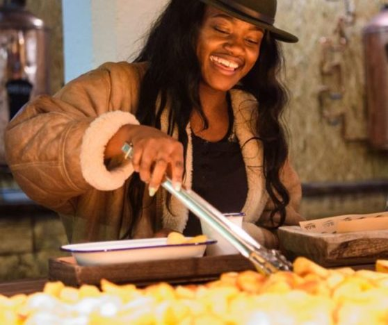 Roast Potato Restaurant Opens In UK With All You Can Eat Roasties For £5 Potatoe Girl 558x468