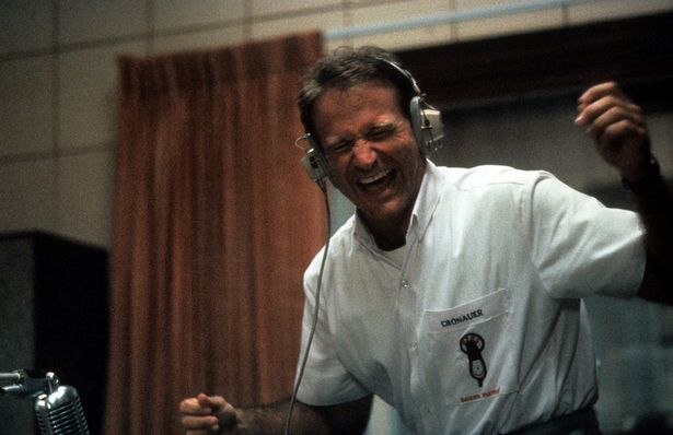 Robin Williams Voted Greatest Comedy Actor Ever Robin Williams
