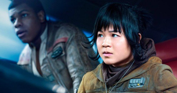 The Last Jedi Star Overhears Fans Talking About Her, Goes Over to Introduce Herself Rose Tico 1