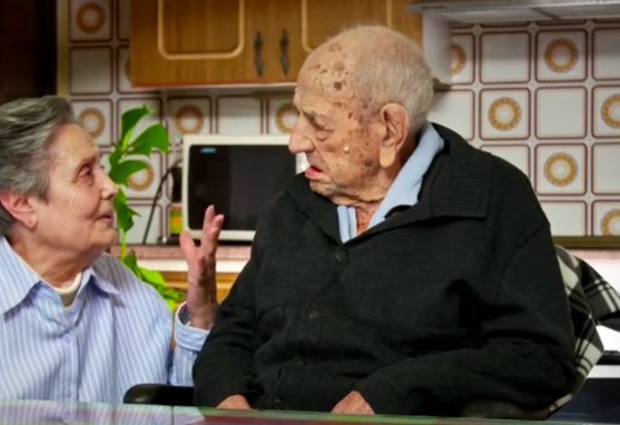 Worlds Oldest Man Says Drinking Wine Is Key To Long Life Screen Shot 2017 12 14 at 10.32.39