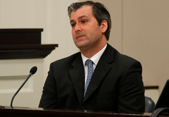 Cop Jailed For 20 Years For Killing Unarmed Black Man Slager A