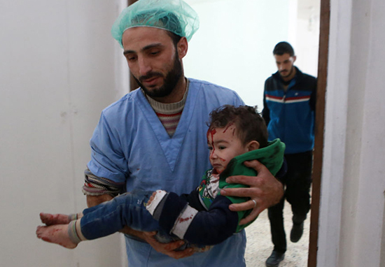 American Led Coalition Admits To Killing 817 Civilians In Iraq And Syria Syrian Child A