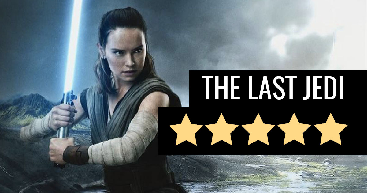 The Last Jedi Could Be The Greatest Star Wars Film Yet The Last Jedi review thumb