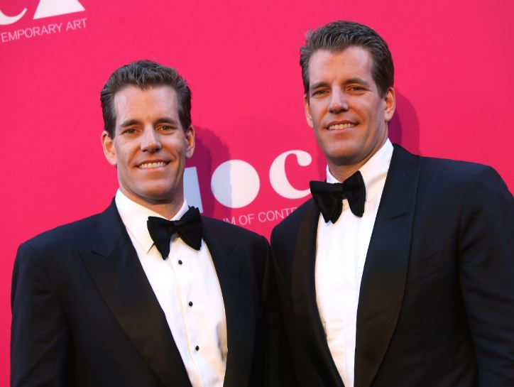 Price Of Bitcoin Just Went Up By $3000 In A Day Winklevoss Twins