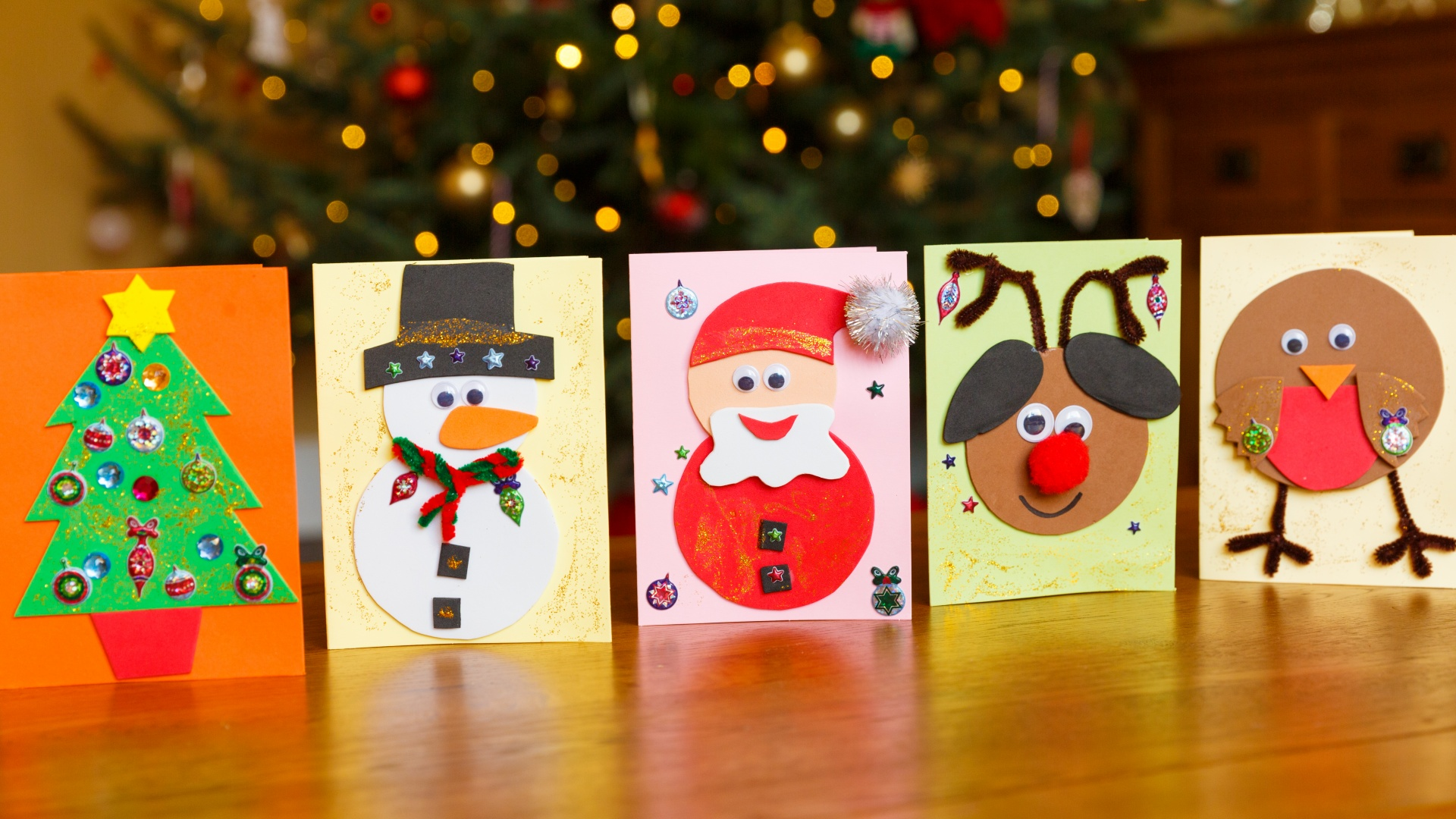 Huge Amount Of Waste Caused By Christmas In Britain assorted christmas cards 1448895398jeQ
