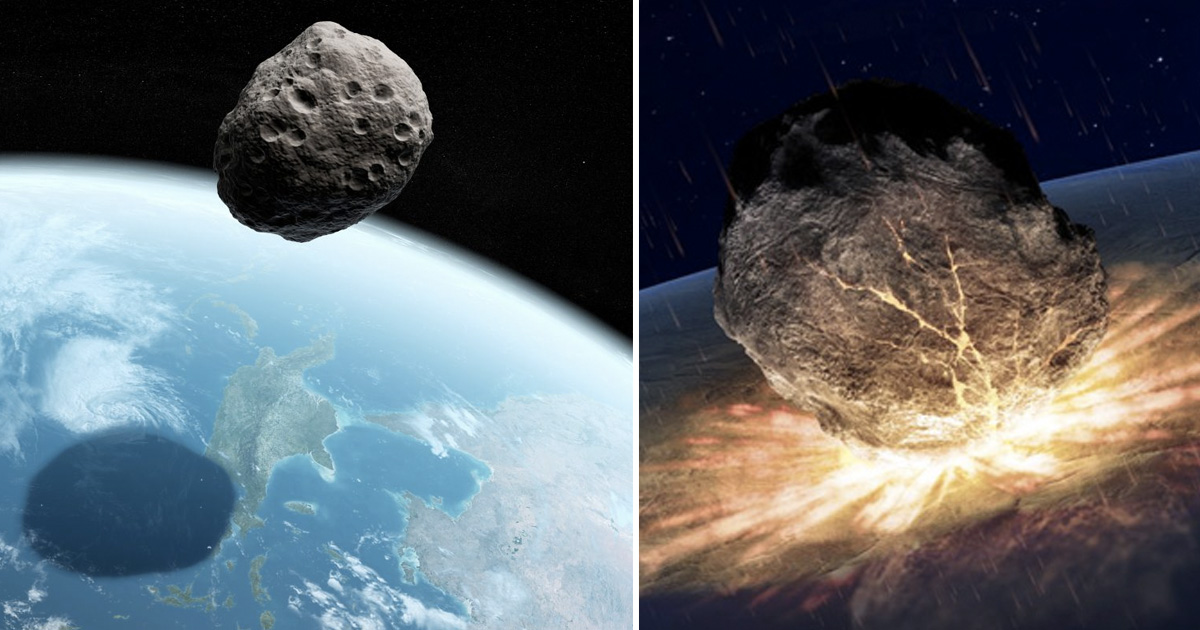 asteroid heading towards earth in 2017 - photo #14