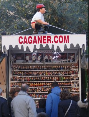 Theres A Pooping Man In The Catalan Nativity Scene And Its Just Bizarre caganer shop